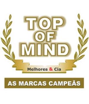 Prêmio top of mind